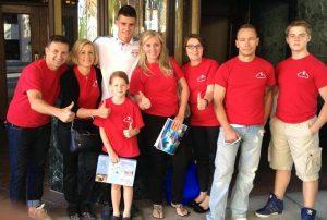 Marylka jest w grupie zalożycieli fundacji Polonia for Kids. http://poloniaforkids.org/
